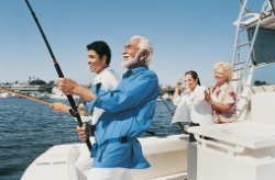 Fishing charters close to our North Myrtle Beach resort
