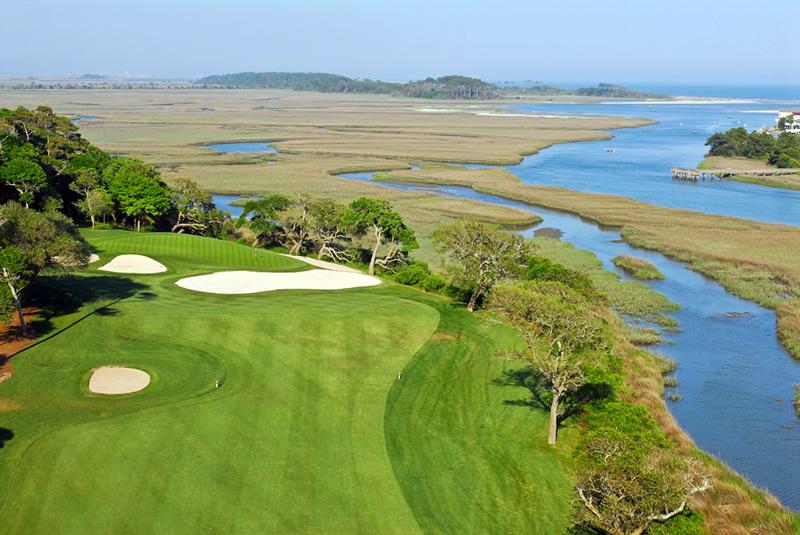 Tidewater Golf Course North Myrtle Beach