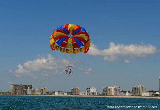 Best Places to Learn Parasailing in NMB