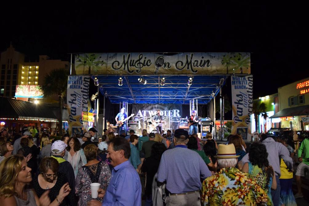 North Myrtle Beach Endless Summer Festival