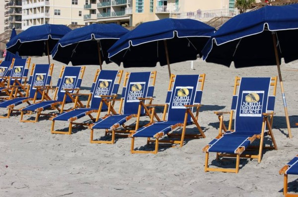 How To Rent Beach Chairs And Umbrellas