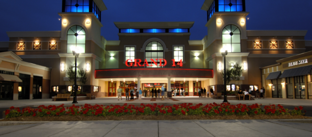 Grand Strand Mall Myrtle Beach Sc Movies