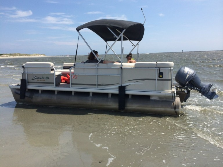 Rent A Boat In North Myrtle Beach