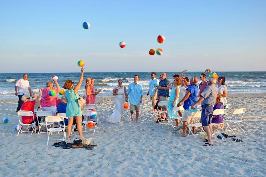 Weddings In North Myrtle Beach Por