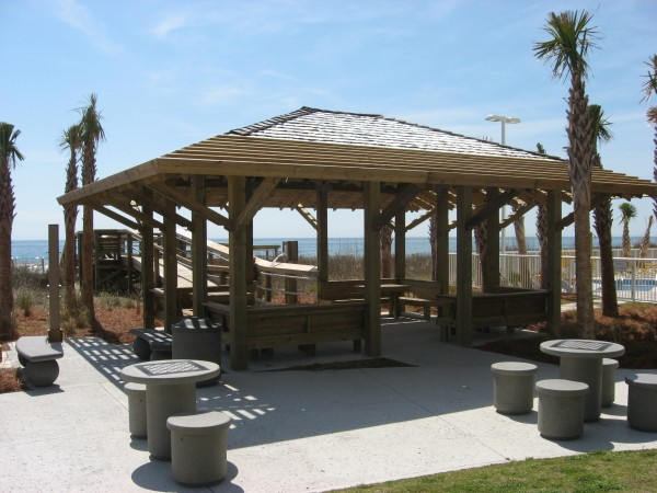 Cherry Grove Oceanfront Park