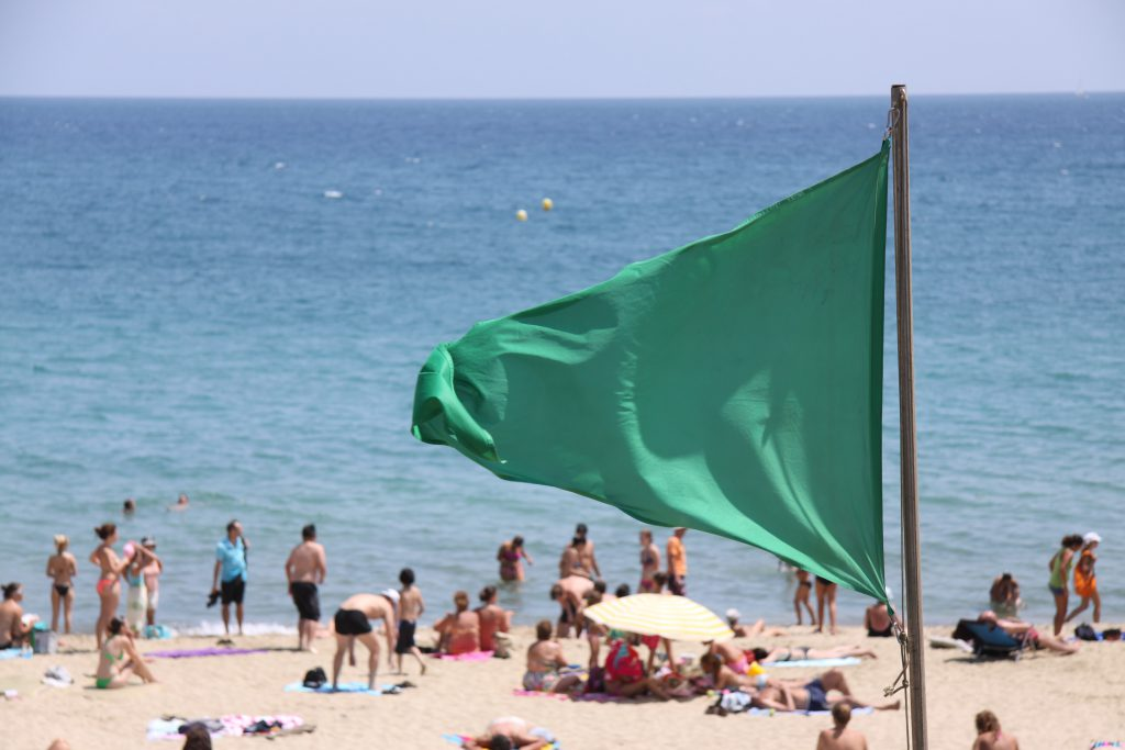 North Myrtle Beach Lifeguard Flags Explained & Beach Safety Tips