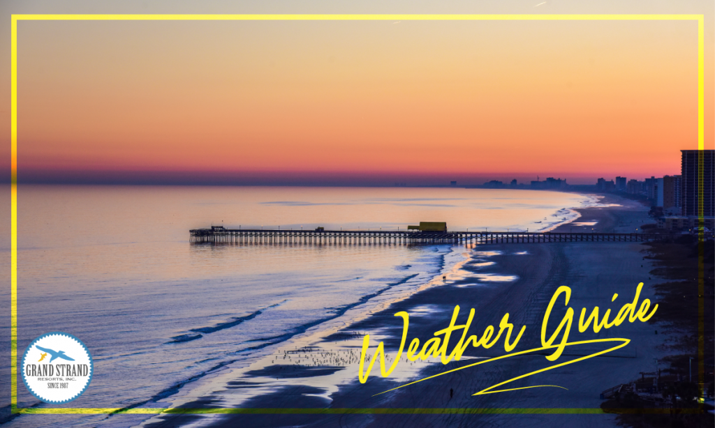 North Myrtle Beach Weather & Monthly Forecasts • Grand ...