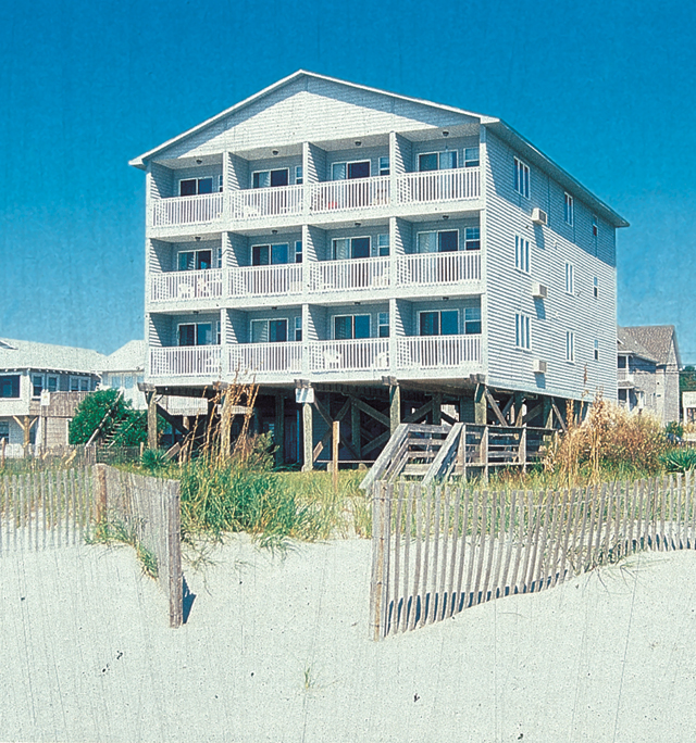 Oceanfront Vacation Condos: Chateau Manor Condo Rentals
