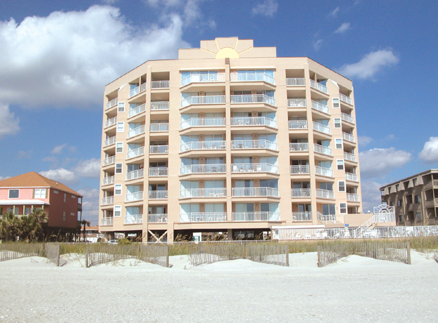 Seaside Vacation Rentals In North Myrtle Beach