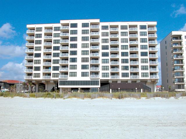 Windemere Condo Rentals North Myrtle Beach Oceanfront