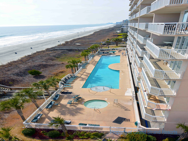 North Myrtle Beach Penthouses