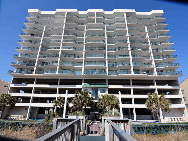 North Shore Villas 4 Br Condo Rentals North Myrtle Beach Oceanfront Rentals