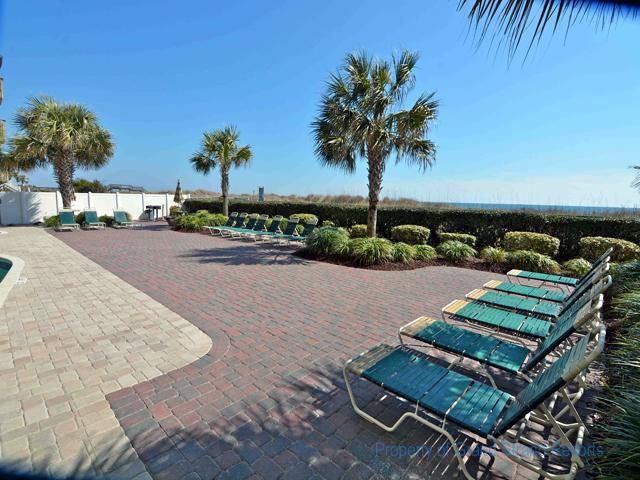 North Shore Villas Condo Rentals North Myrtle Beach