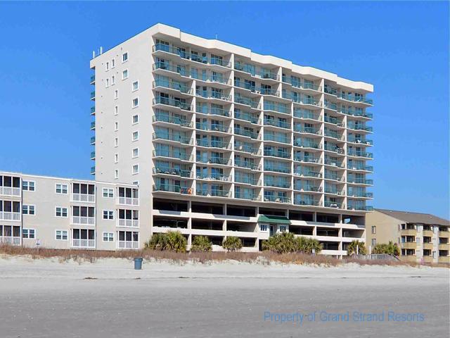North Shore Villas Condo Rentals North Myrtle Beach Oceanfront Rentals