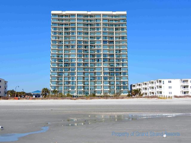 Myrtle Beach Resorts Oceanfront