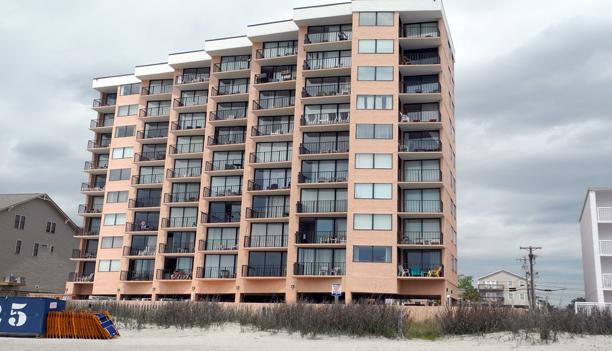 Carolina Reef Condo Rentals North Myrtle Beach