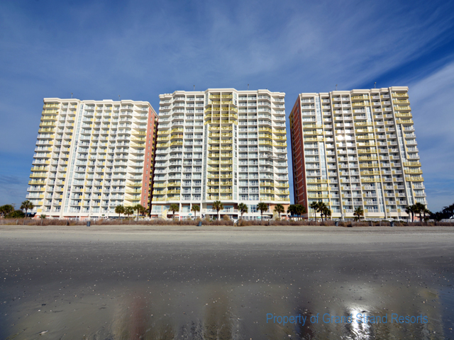Baywatch Tower I Condo Rentals North Myrtle Beach