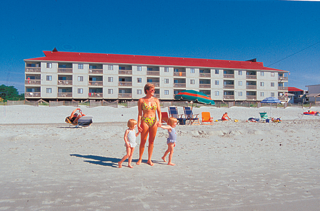 Chateau By The Sea Condo Rentals North Myrtle Beach