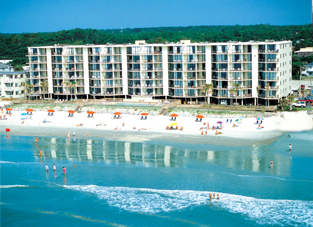 Crescent Sands North Myrtle Beach Sc