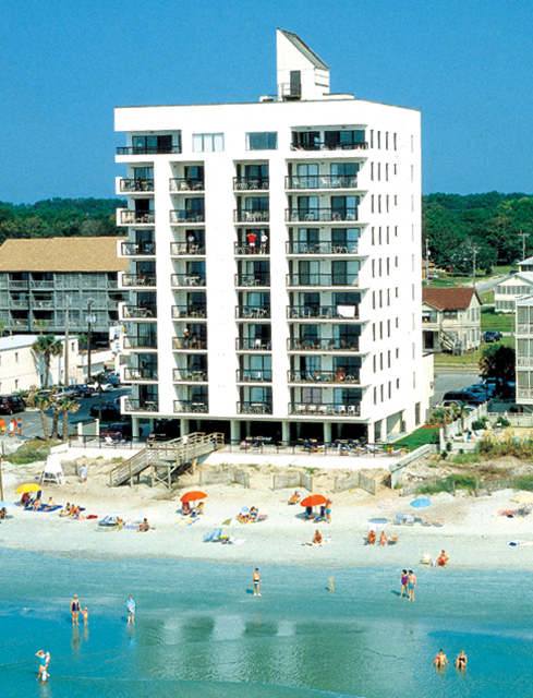 Crescent Towers I Condo Rentals North Myrtle Beach