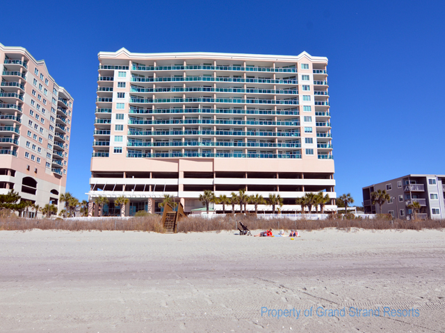Myrtle Beach Lodging Specials Oceanfront