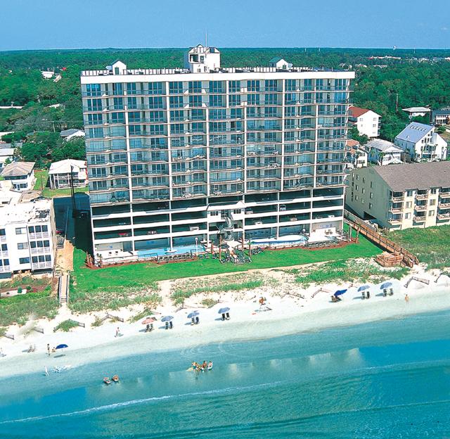 North Shore Villas Condo Rentals