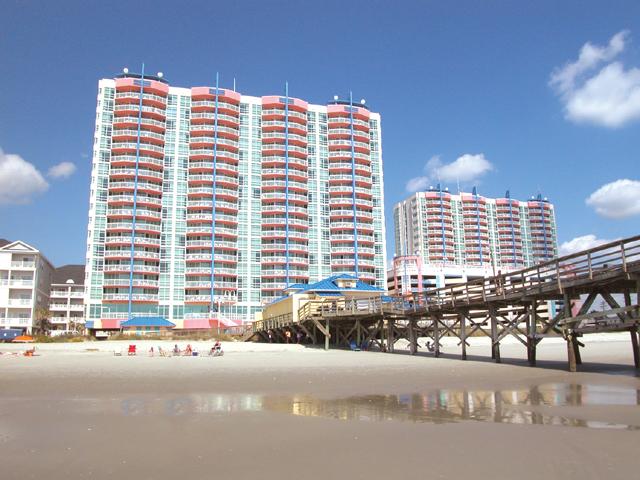 Prince Resort Condo Rentals North Myrtle Beach
