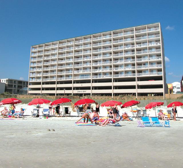 Sanabel Condo Rentals North Myrtle Beach Oceanfront Rentals