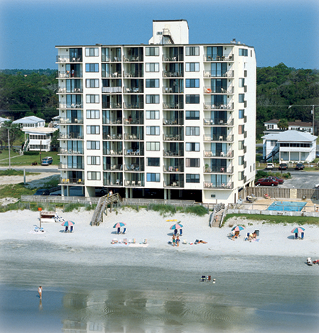 Condoes For Rent: North Myrtle Beach Oceanfront