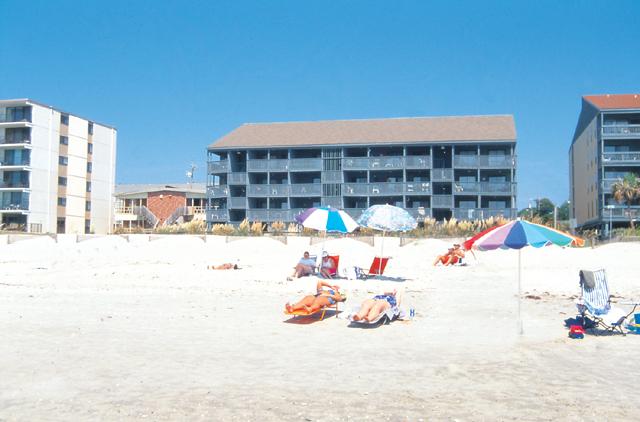 Windy Shores I Condo Rentals North Myrtle Beach