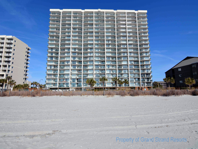 Two Bedroom Condo Rentals Myrtle Beach Grand Strand Resorts